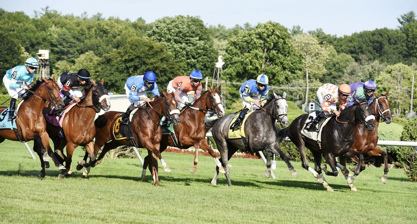 The Riskaverseis the stakes race at Saratoga Race CourseThursday, which also means two days until Travers.