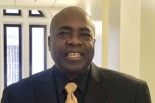 Hayward Horton, the new chairman ofNiskayuna's Task Force on Racial Equity and Justice, is seen in this provided photo