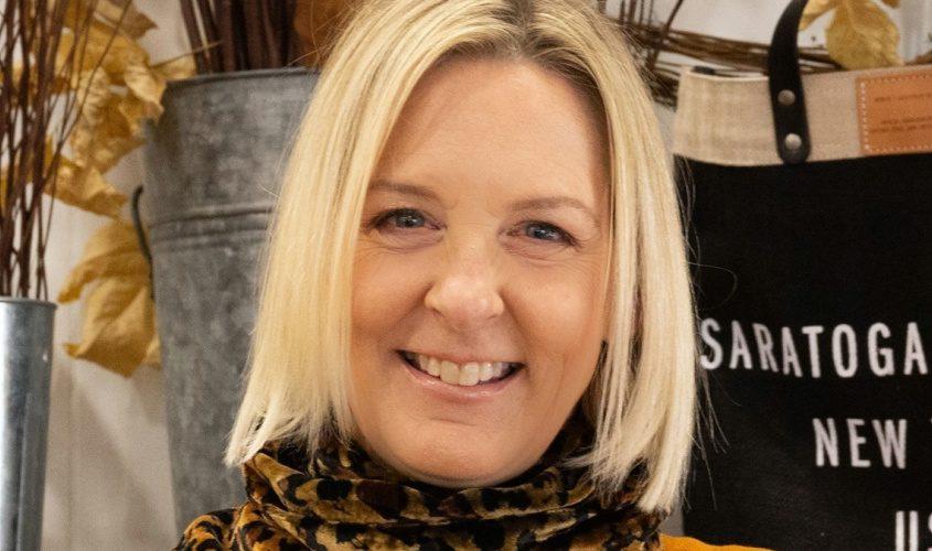 Saratoga SpringsRepublican mayoral candidate Heidi Owen West