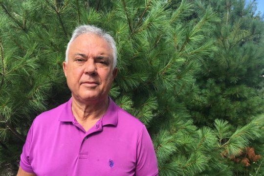 Roger Fucilli in Latham