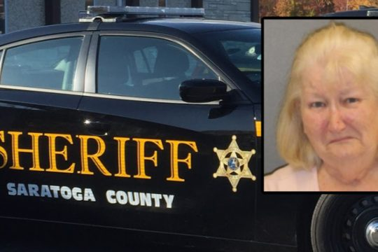 Linda L. Nevins - Credit: Saratoga County Sheriff's Office