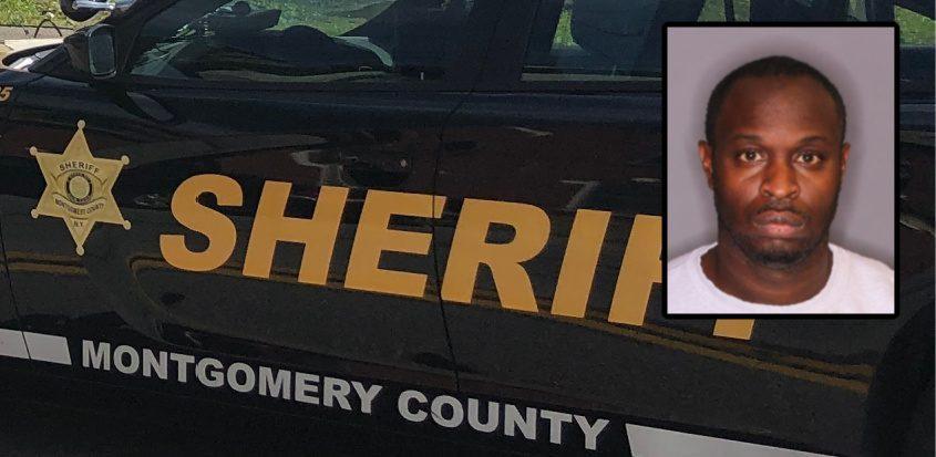 Phillip Deon Jackson - Credit: Montgomery County Sheriff