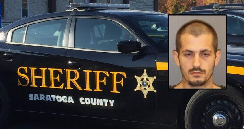 Bryan M. Brust - Credit: Saratoga County Sheriff's Office