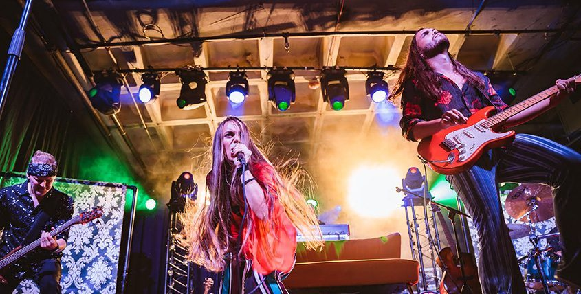 Jocelyn & Chris will perform Saturday afternoon at PearlPalooza. (Photo by Kiki Vassilakis)