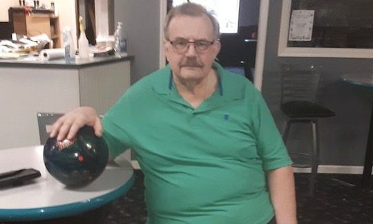 Tim Nash, 68, was elected into the Schenectady USBC Bowling Association Hall of Fame this summer. He was a member of eight City League championship teams. (Photo provided)