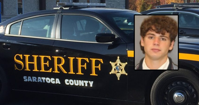 Blake Heflin - Credit: Saratoga County Sheriff's Office