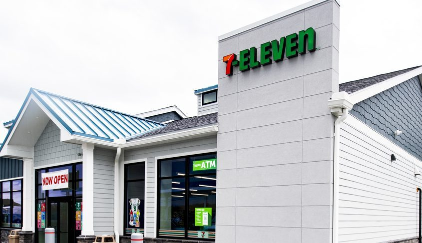 The new 7-Eleven on Route 7 in Rotterdam is shown Thursday, Sept. 23, 2021.