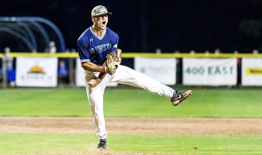 Amsterdam High School graduate Dale Stanavich was named to the All-Cape Cod League Team after starring as a relief pitcher for the Brewster Whitecaps this summer.