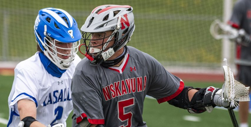 Niskayuna junior Greyson Vorgang has made a verbal commitment to attend the University of Denver after he graduates from high school.