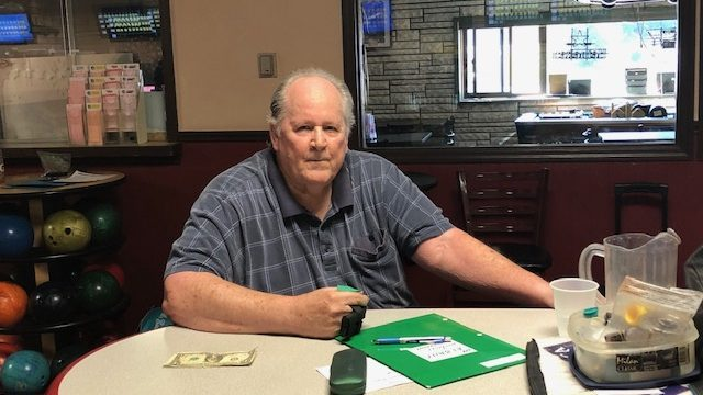 Jim Burton is still a threat on the lanes at age 79. His Amateur League Bowlers Association of New York monthly tournament series for league bowlers with averages less than 215 kicks off Sunday at Sportsman's Bowl.