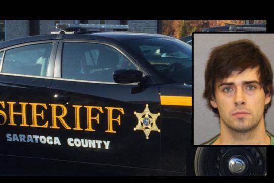 Brandon J. Dugan - Credit: Saratoga County Sheriff's Office