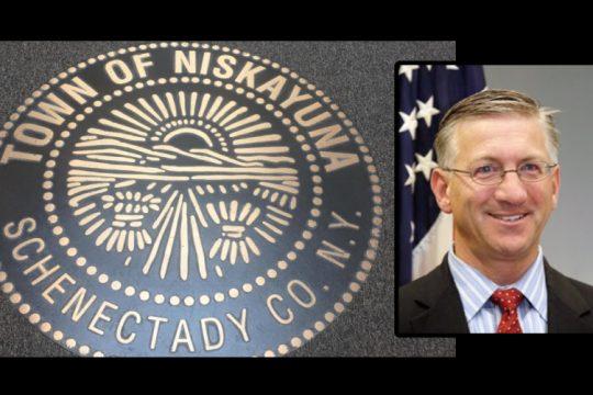 Niskayuna Town Board member John Della Ratta