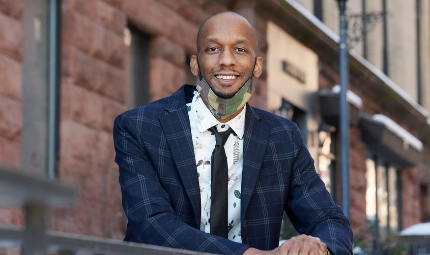 Re'Shawn Rogers, of Albany, is creating Destine Preparatory Charter School in Schenectady forkindergarten through fifth grade. It now has the go ahead to open in August.