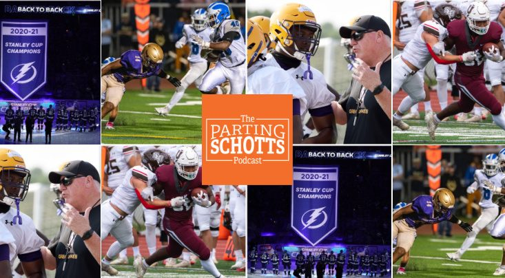 High school football, UAlbany and Union football and the start of the NHL season are the topics on the latest 'The Parting Schotts Podcast.'
