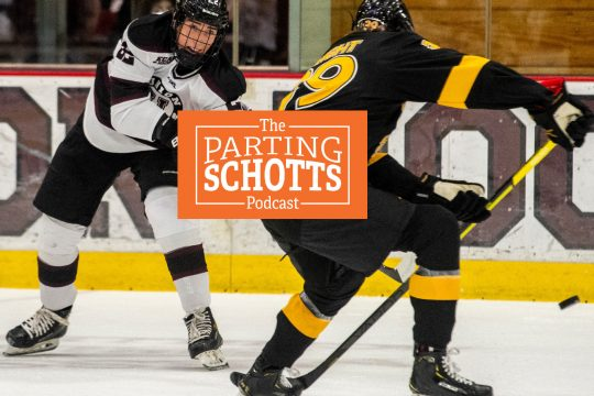 Union and Colorado College skated to a 3-3 tie Saturday at Messa Rink.