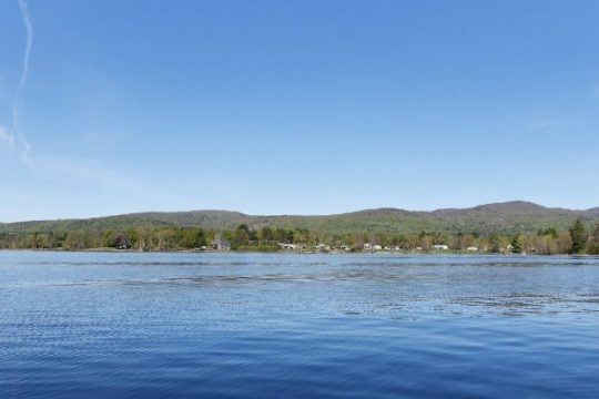 A museum dedicated to the history of theGreat Sacandaga Lake,pictured here from the Mayfield shorein 2020, has been approved by the Fulton County Board of Supervisors. The museum will be located in the town of Northhampton.
