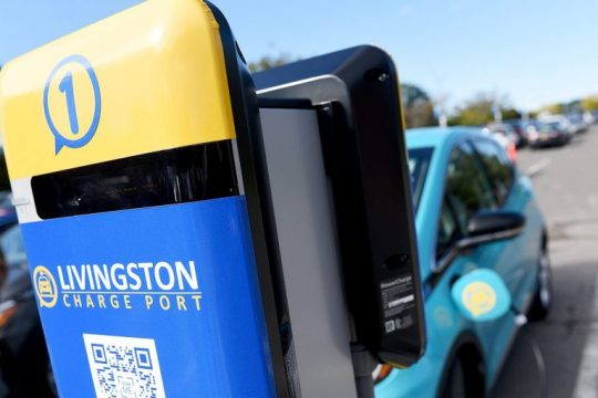 Twenty-sixcharging stations for electric vehicles have been installed at SUNY Schenectady.
