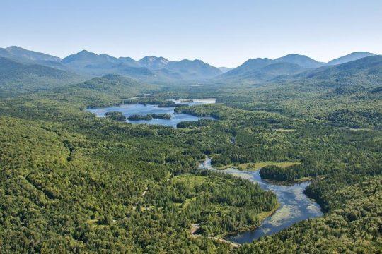 The Boreas Ponds tract in the Adirondacks. (CARL HEILMAN II/THE ADIRONDACK COUNCIL)