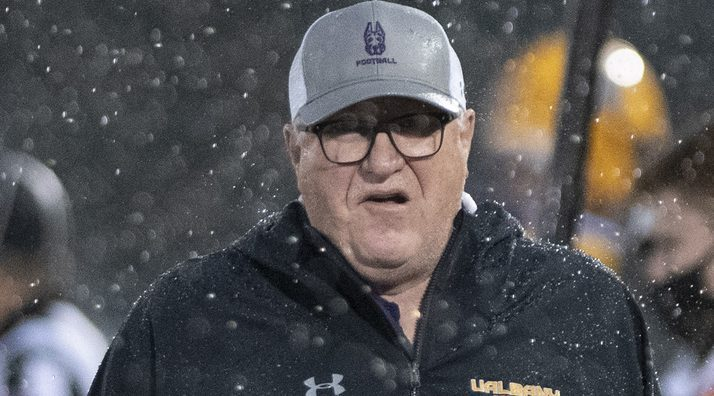 UAlbany football head coach Greg Gattuso's team is off to an 0-6 start this season, less than two years removed from the program's first-ever NCAA FCS playoff win in 2019.